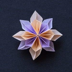 Kirigami Pendants